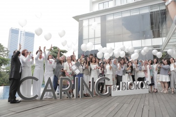 Caring by Biokos Luncurkan Konsep Beauty Without Worry
